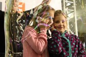 bublinová show na vaší akci