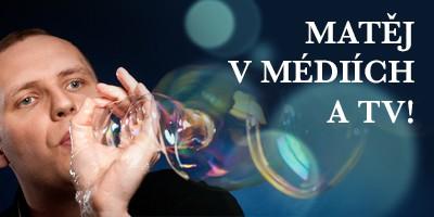 Bubble show Matěje Kodeše