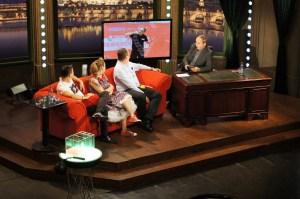 Matěj Kodeš hostem slavné Talk show