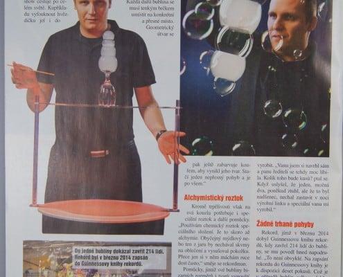 Matěj Kodeš časopis