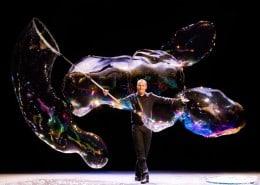 bubbleshow
