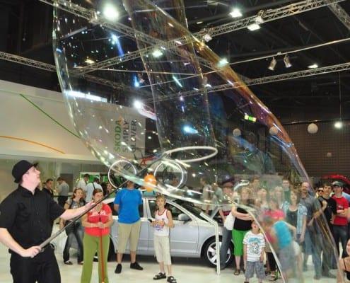 mega bublina