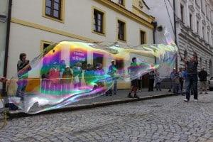 největší bublina na světě